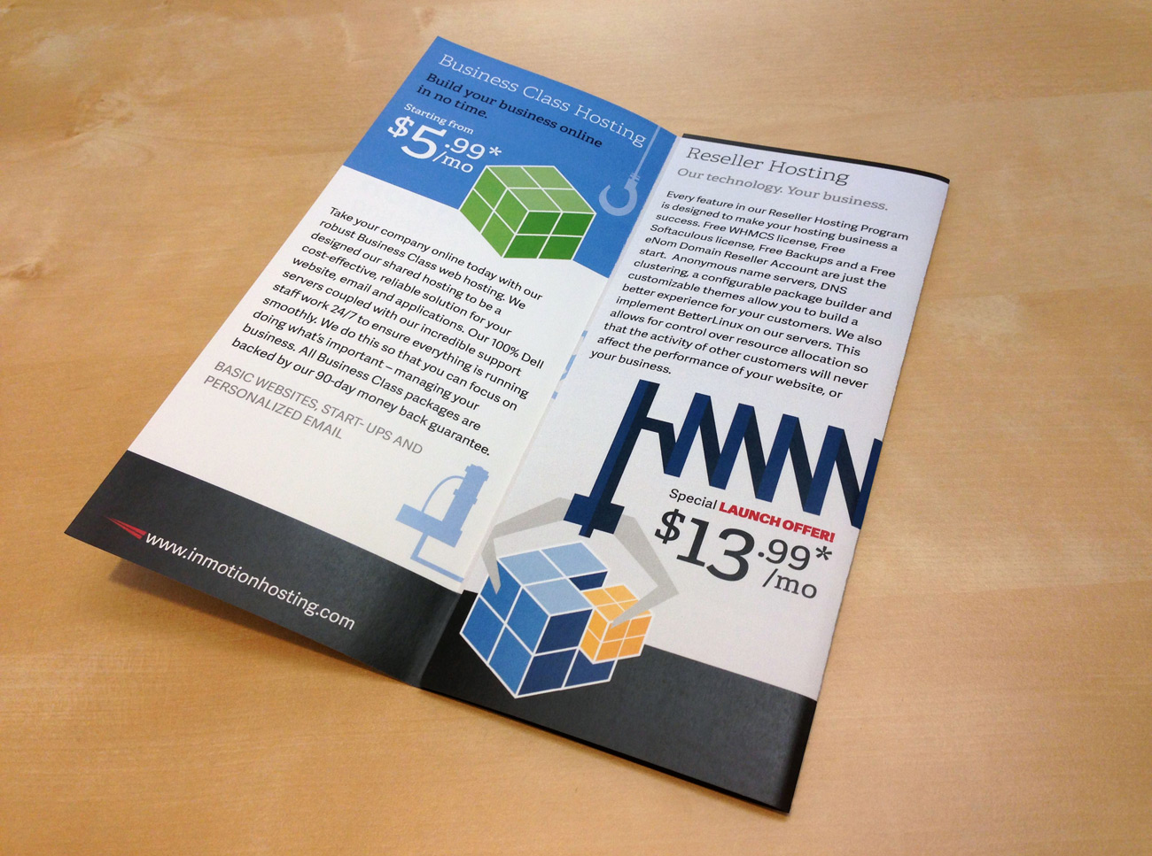 inmotion-hosting-brochure-fold